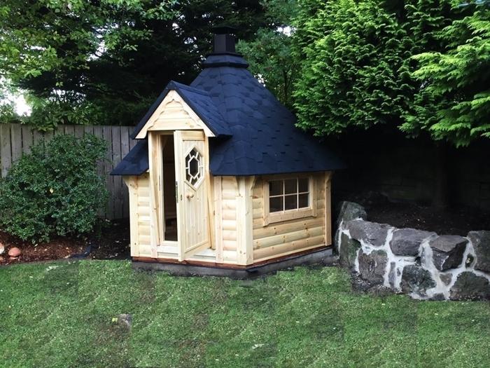 Finse-kota-sauna