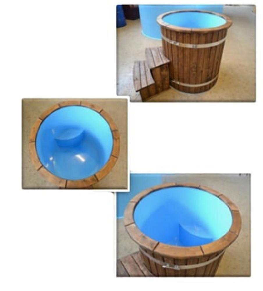 Afbeeldingen van Ice hottub